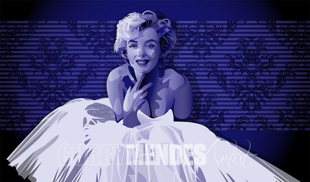 Ballerina-Marilyn