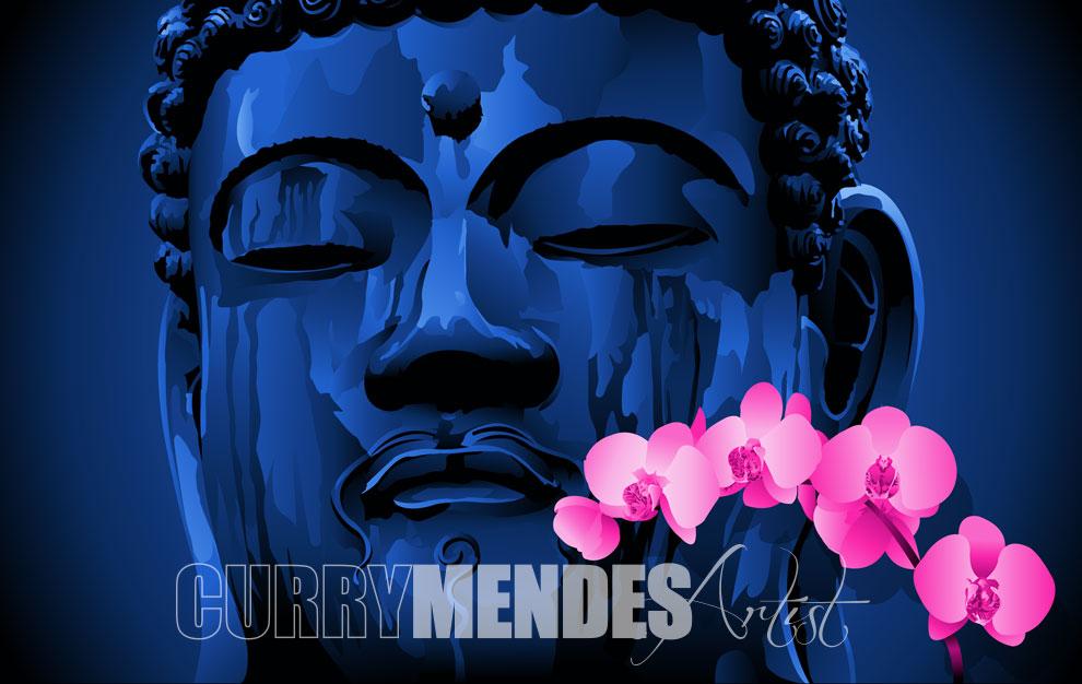 Buddha-pinkorchid